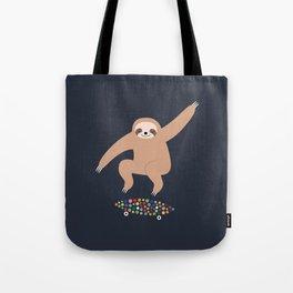 Sloth Gravity Tote Bag