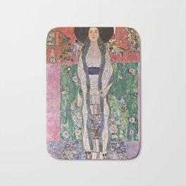 "Gustav Klimt ""Portrait of Adela Bloch-Bauer"" II Bath Mat"