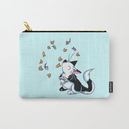 Caturday Morning Cereal Carry-All Pouch
