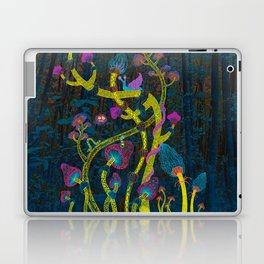 Magic mushrooms Laptop & iPad Skin