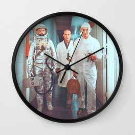 February 20, 1962 Wall Clock