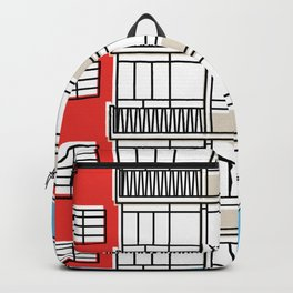 Edificio Canaima -Detail- Backpack