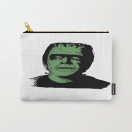 Herman Munster - white Carry-All Pouch