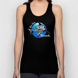 Be the Shark Unisex Tank Top