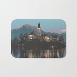 Bled, Slovenia III Bath Mat