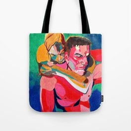 Freedom to Lust Tote Bag