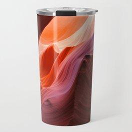 The Waves of Antelope Canyon Travel Mug