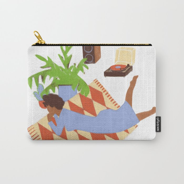 Music, Always Carry-All Pouch