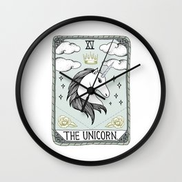 The Unicorn Wall Clock