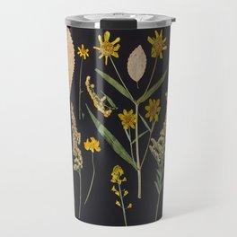 Plants + Leaves 3 Travel Mug