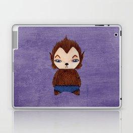 A Boy - Werewolf Laptop & iPad Skin