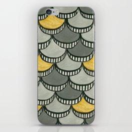 Deco Wafers iPhone Skin