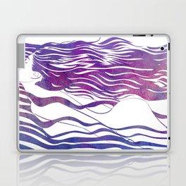 Water Nymph VI Laptop & iPad Skin