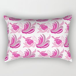 Roosters Rectangular Pillow