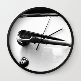 Pv544 Door Wall Clock