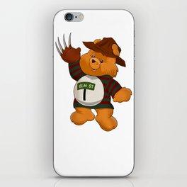 Freddy Scare Bear iPhone Skin