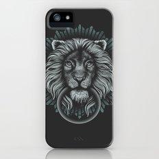 Stone Lion Slim Case iPhone (5, 5s)
