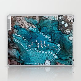 Jupiter Lineage Ink Botanical Laptop & iPad Skin