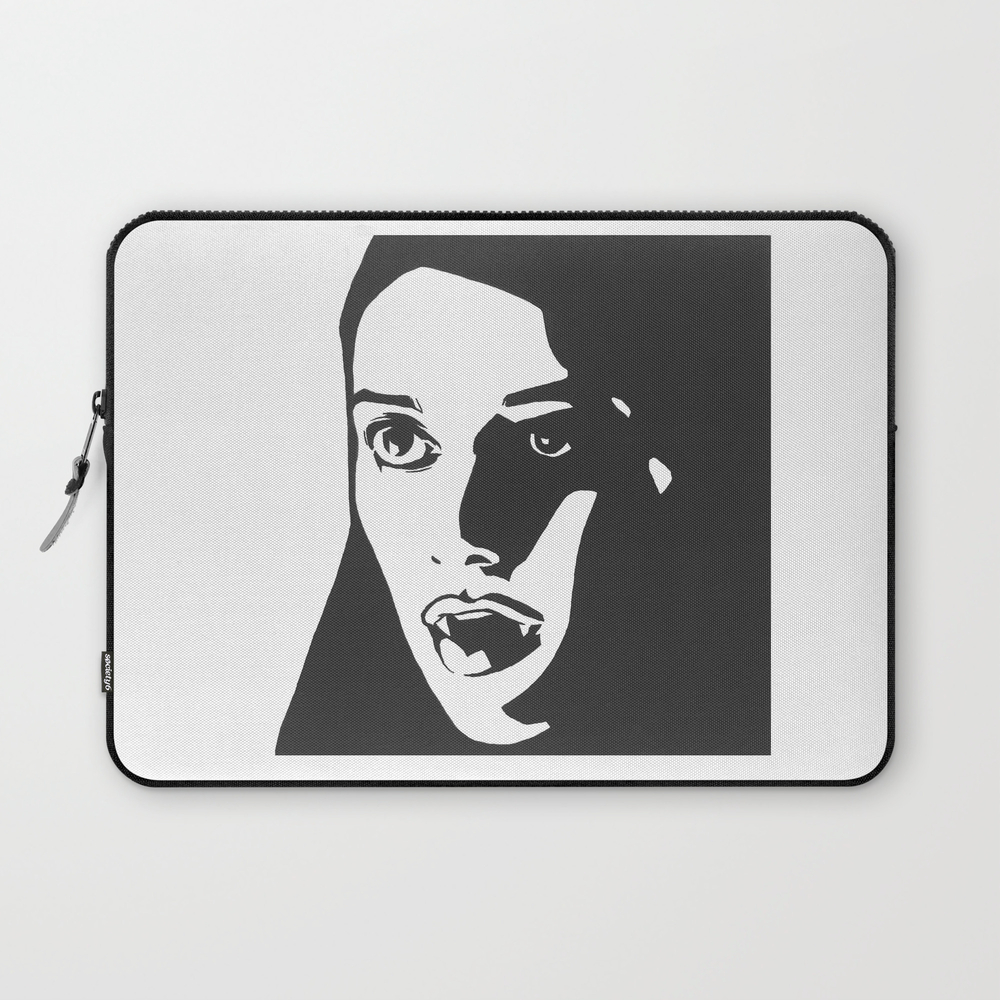 A Girl Walks Home Alone At Night Laptop Sleeve LSV9088594