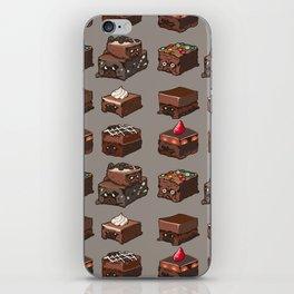 Pug Brownies iPhone Skin