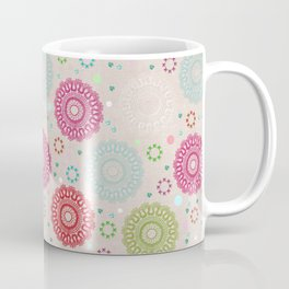 Lace&Rosaces Coffee Mug