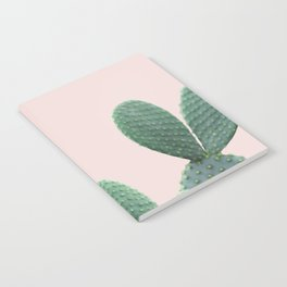 Cactus on Blush Notebook