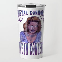 Cristal Connors Travel Mug