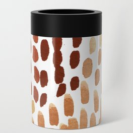 Colorful City Dots Can Cooler