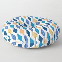 Portuguese tiles Floor Pillow