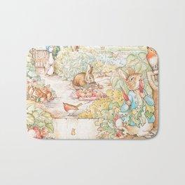 The World of Beatrix Potter illustration Bath Mat