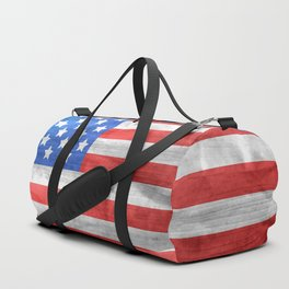 American Flag Duffle Bag