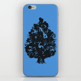 Adventures in Cryptozoology iPhone Skin