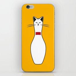 Alley Cat iPhone Skin