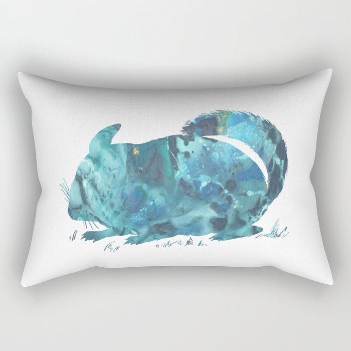 Chinchilla Rectangular Pillow