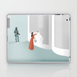 Banned From Literacy Laptop & iPad Skin
