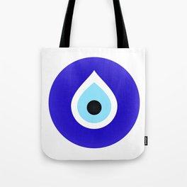 Evil Eye Ward - Cheshmeh Nazar Tote Bag