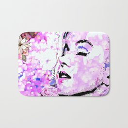 HIGH ON LIFE DON'T TRY TO BRING ME DOWN! Bath Mat