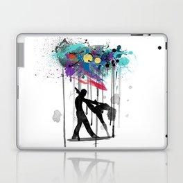 rain again  Laptop & iPad Skin