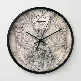 Archangel Raguel Wall Clock