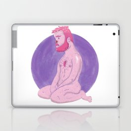 Ginger boy Laptop & iPad Skin