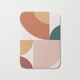 Abstract Geometric 13 Bath Mat