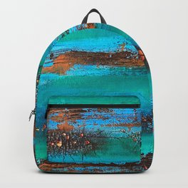 Teal Me A Story Backpack