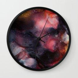 Beyond Dark Skies Wall Clock