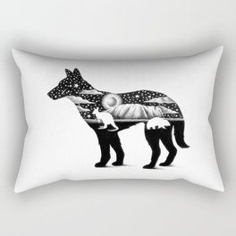 DINGO FROM DOWN UNDER Rectangular Pillow