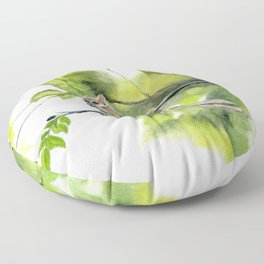 Balancing Act by Teresa Thompson Floor Pillow