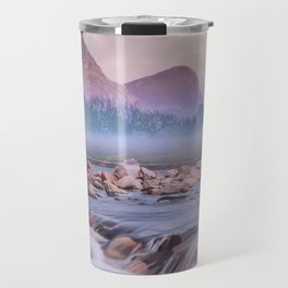 Fantasy Landscape Travel Mug