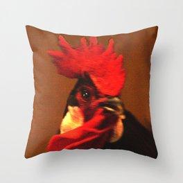 Andalusian Aggro Throw Pillow