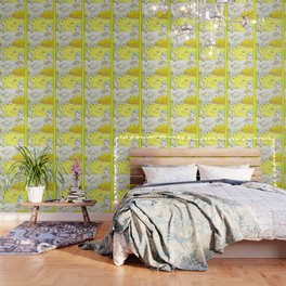 Lemon paradise Wallpaper