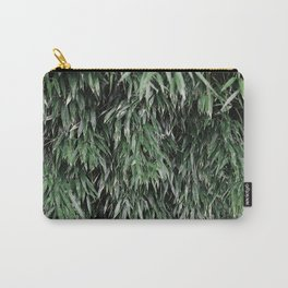 green bamboo Carry-All Pouch
