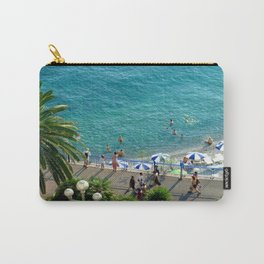Let's Go To Nice! Carry-All Pouch